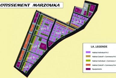 Lotissement Marzouka